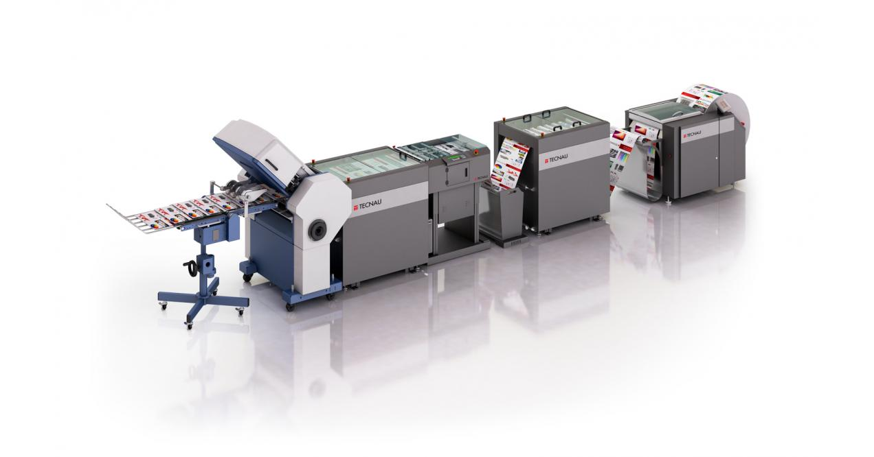 Continuous Cut-Stack oplossingen