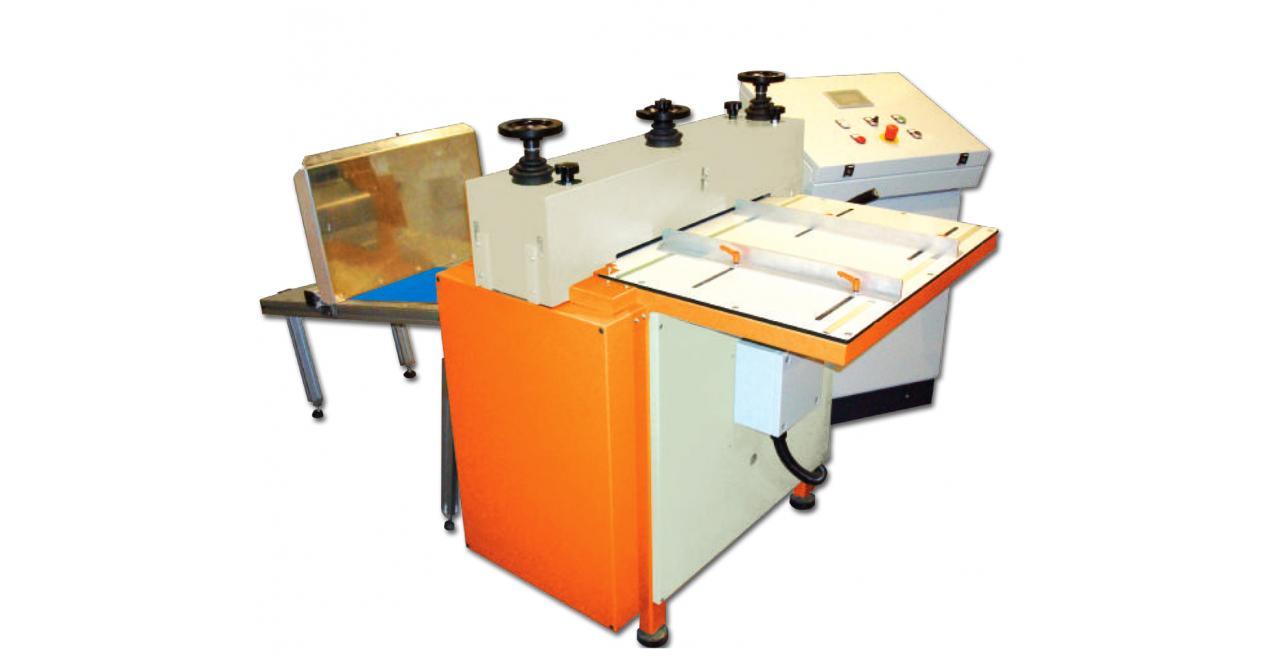 AUTOMATIC CREASING MACHINE CV 60/A