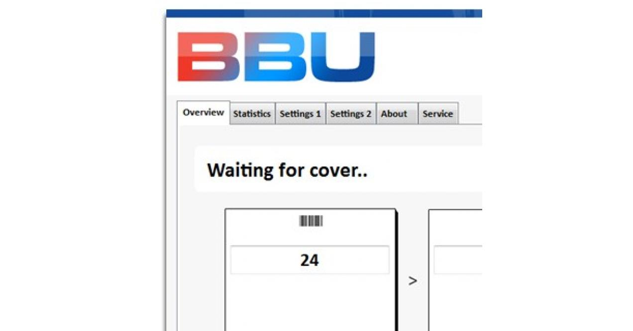 On Demand Automation - CP Bourg BBU - Bourg Barcode Upgrade for perfectbinders