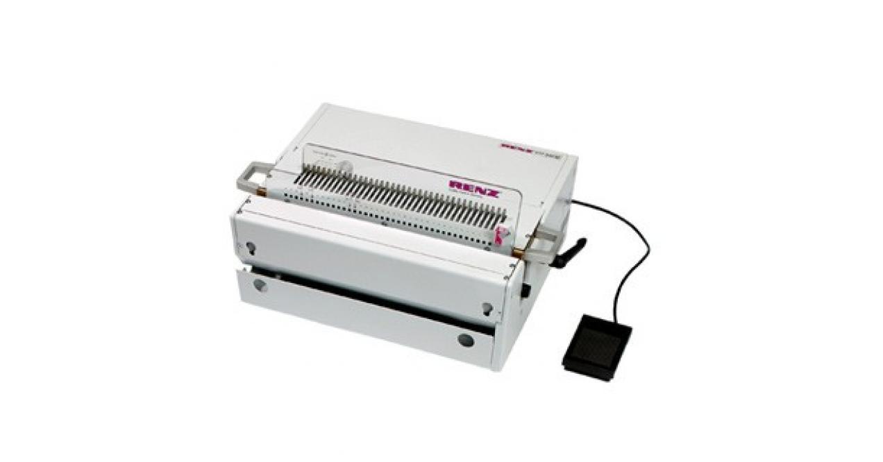 Renz DTP340M - ponsmachine