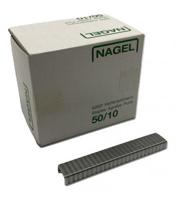 Hechtnieten 50/10 - 10mm - 5000 stuks