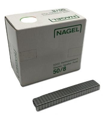 Hechtnieten 50/8 - 8mm - 5000 stuks