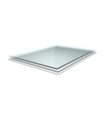 PVC Dekbladen - 0.30 A4 - 100 Stuks