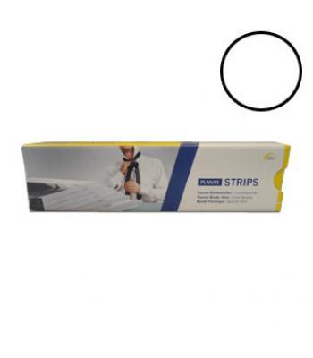 Planax Cobybinder Strips - 20mm - Wit - 100 stuks